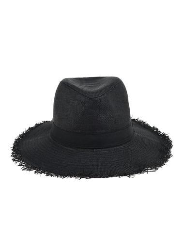 Morhipo Beach Püskül Detaylı Şapka Siyah